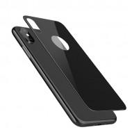 Защитное стекло для iPhone X задняя часть