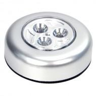 Фонарь светодиодный LED на двухстороннем скотче
