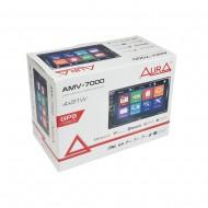 2 DIN магнитола Aura AMV-7000
