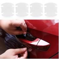 Защитные наклейки под ручки авто