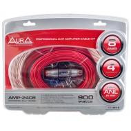 Комплект проводов AURA AMP-2408
