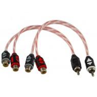Y-кабель AURA RCA-AY20 MKII